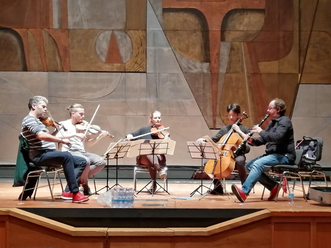 Kelemen Quartet, Corrado Orlando