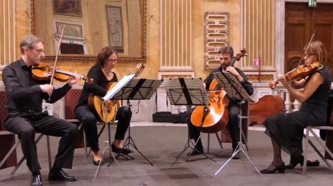 Quartetto Paganini Sivori